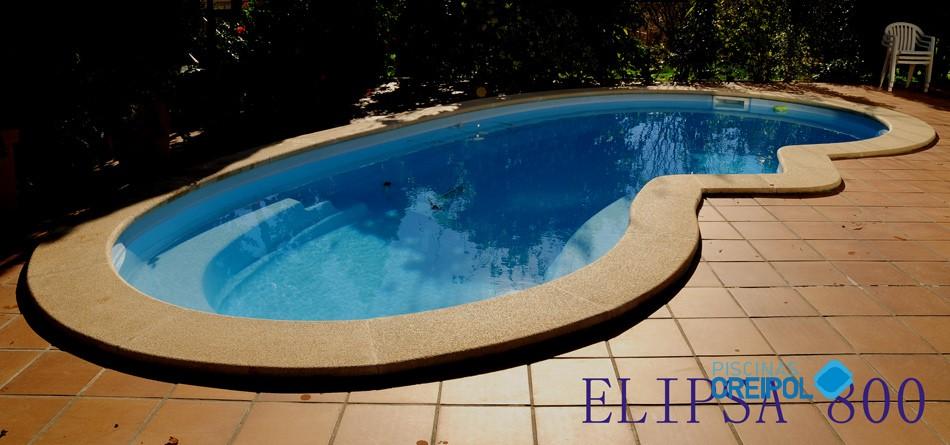Ltimos proyectos piscines creipol part 3 for Piscina tiana